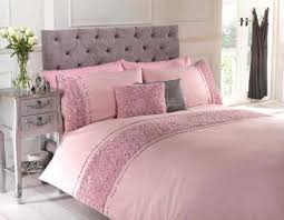 pink luxury bedding set raised rose ruffle ribbon ter cushion available