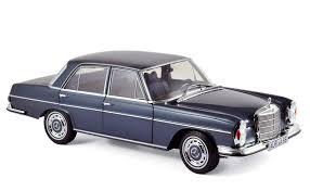 (2) tie rod assemblies warranty : Mercedes Benz 280 Se 1968 Dark Blue Metallic