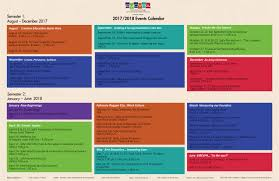 Emcvpa Events Calendar 2017 2018 Edna Manley College Of The Visual