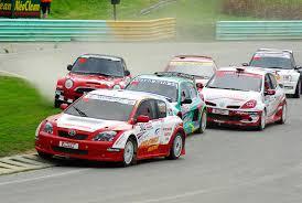 Rallycross Essay       octobre      Circuit des Ducs by auto promo