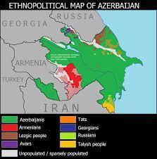 Languages of Azerbaijan - Wikipedia