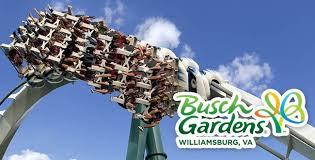 busch gardens tickets williamsburg. 2 One-Day Williamsburg Busch Gardens® Tickets For $59 Gardens