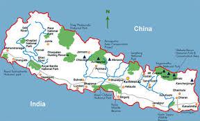 map Nepal India Map Nepal India Map #44 nepal india border map