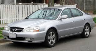 2003 Acura TL Specs and Photos | StrongAuto