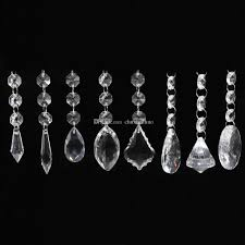 2018 chandelier crystals clear teardrop crystal chandelier pendants parts beads hanging crystals for chandeliers 38mm clear from chuxiasihuo