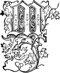 Decorative Letters Similiar Ornate Capital Letters Keywords