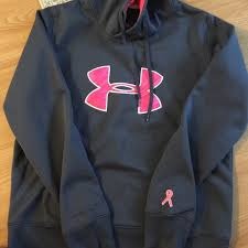 under armour breast cancer. breast cancer awareness under armour hoodie r