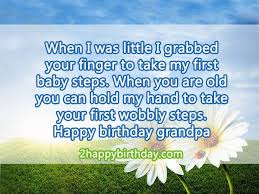 Grandfather Quotes 18 Best Happy Birthday Wishes For Grandfather 24HappyBirthday