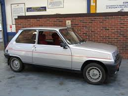 1982 Renault 5 Gordini Turbo for Auction - Anglia Car Auctions