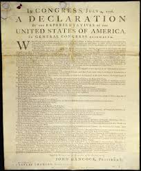 documents that changed the world the declaration of  the latest installment of information school professor joe janes podcast series documents that changed the