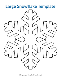 Cutting out snowflakes is one of our favorite holiday traditions! Click And Print One Or All Of Our 8 Easy And Free Printable Paper Snowflake Patterns Snowflake Template Snowflake Coloring Pages Printable Snowflake Template