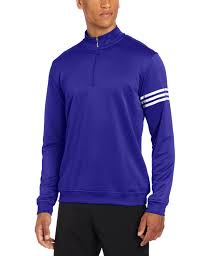 adidas quarter zip. mens adidas climalite long sleeve/layering golf pullovers quarter zip