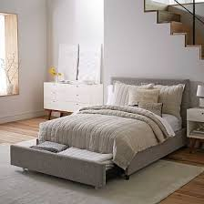 modern upholstered bed. Modern Upholstered Bed 6