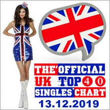 The Official Uk Top 40 Singles Chart 13 12 2019 Mp3 320kbps