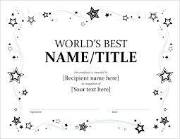 High School Diploma Template Word Free Printable Certificates