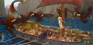 Odyssey sirens summary