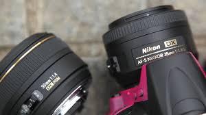 DRTV по-русски: Сравнение <b>Sigma</b> 30mm f/1.4 и <b>Nikon</b> 35mm f/1.8 ...