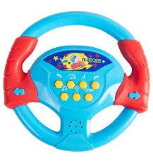 Интерактивная игрушка <b>Peppa Pig Руль</b> 20 см, артикул: 33655 ...