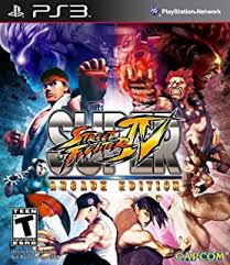 amazon com street fighter iv playstation 3 video games