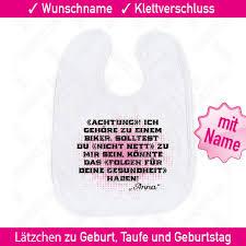 Bedruckter Mädchen Sabberlatz Name Spruch Sprüche Baby Lätzchen