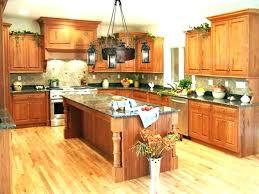pickled oak cabinets kitchen cabinets ideas