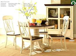 black dining table white chairs full size of white round kitchen table set with 4 chairs