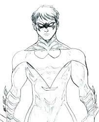 Lego Nightwing Coloring Pages Coloring Pages Coloring Pages For