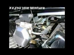 yamaha virago 250 idle mixture adjustment yamaha virago 250 idle mixture adjustment