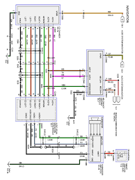 2011 ford fusion radio wiring diagram wiring 2011 ford escape wiring diagram at 2011 F350 Wiring Diagram
