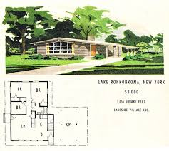small house plans mid century modern awesome mid century modern home floor plans