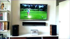 full size of hide tv cables in brick wall uk mount wires behind mounted how to