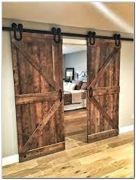 barn door for bathroom vanity