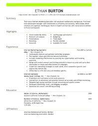 Vp marketing resume
