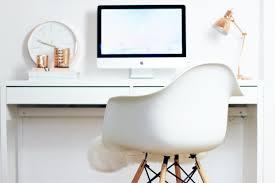 Blogger Arbeitsplatz Eames Stuhl Dekoration Und Imac Veronique