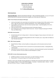 Funky Pre Sales Resume Objective Sketch Example Resume And