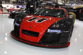 2012 Gumpert Apollo R Review - Top Speed