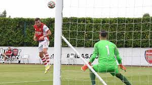 Picture special: Arsenal beat Brentford ...