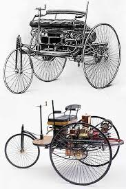 Who Made The First Car First German Car In The History Of The World Motorwagen