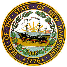 State of New Hampshire seal