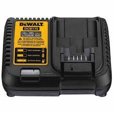 Dewalt Charger Yellow Light Dewalt Dcb115 12v 20v Max Battery Charger