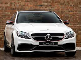 As its name suggests, the final edition was the swan song for the sls amg. 2015 Used Mercedes Benz C Class Amg C 63 S Edition 1 Diamond White