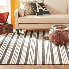 woven birmingham hand woven cotton black area rug black area rugs black area rugs 9x12