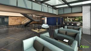 office lobby interior design. 3D Interior Rendering CGI Design - Yantramstudio\u0027s Portfolio On Archcase Office Lobby E