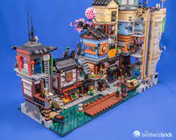 Lego Ninjago City Sets Connected - Novocom.top