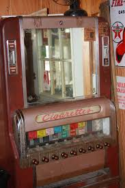 What Happened To Cigarette Vending Machines New Old Cigarette Vending Machine Only 48 Cents For A Pack Flickr