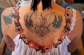 Tetování Nesmývatelné Omalovánky Móda Dnes