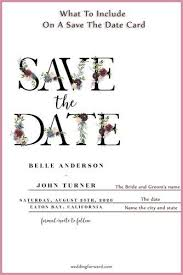 What Are Save The Date Cards Save The Date Wording Etiquette Tips And Examples Wedding