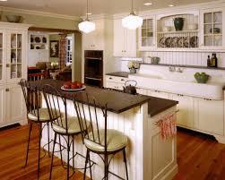 Small Farmhouse Kitchen Cream Colored Kitchen Cabinets On Pinterest Enchanting Kitchen
