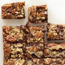 chocolate pecan pie bars. Modren Pie Chocolatepecanpiebars0306med101894_sqjpgitoku003dj8A8K794 To Chocolate Pecan Pie Bars H