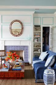 moroccan tile blue and white moroccan tile framing fireplace blue and white moroccan tile